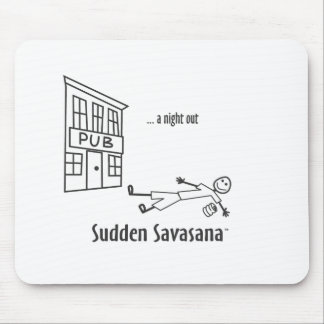 A Night Out Mouse Pad