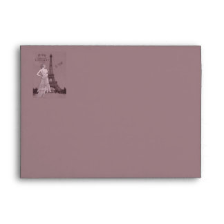 A Night to Remember Valentine Envelope