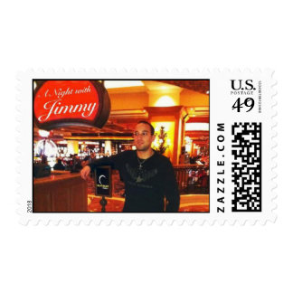 A Night With Jimmy Stamps