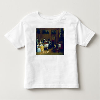 A Noble Family Dining Toddler T-shirt