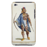 A Noble Indian from the Ottawa Nation, 1780 (colou iPod Touch Case-Mate Case