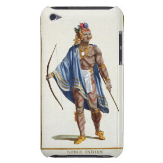 A Noble Indian from the Ottawa Nation, 1780 (colou iPod Touch Cover