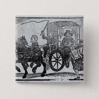A nobleman in his carriage button