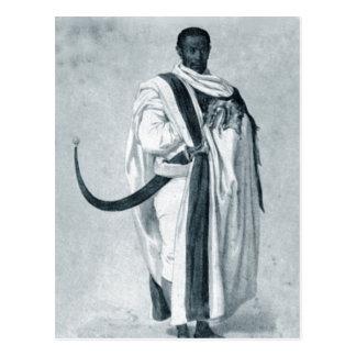 A nobleman of Tigre Postcard