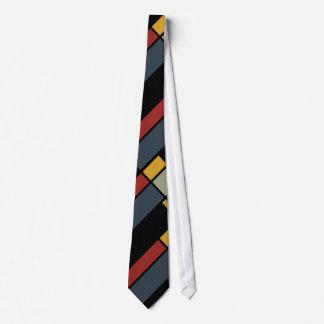 A Nod to Art Deco Neck Tie