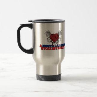 A North Dakotan Stole my Heart Travel Mug