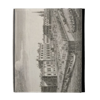 A North West View of the Summer Palace of Her Impe iPad Folio Cover