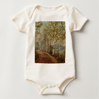 A Northern Autumn 1898 Baby Bodysuit