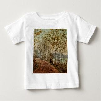 A Northern Autumn 1898 Baby T-Shirt