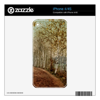 A Northern Autumn 1898 Skins For iPhone 4S