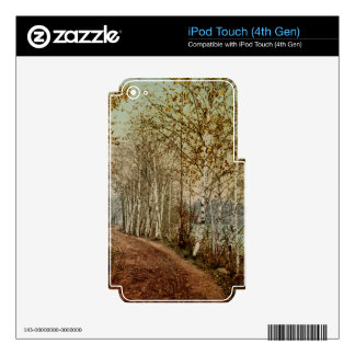 A Northern Autumn 1898 Skin For iPod Touch 4G