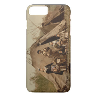 A Norwegian Lapp Family in Norway from 1890 iPhone 7 Plus Case