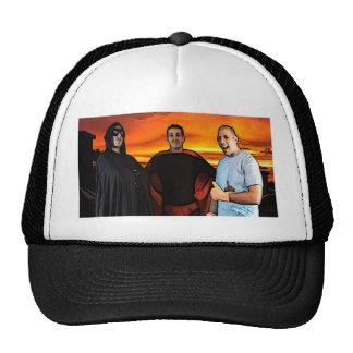 A Not So Amazing Trio Trucker Hat