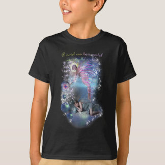 A novel can be a portal into parallel realities T-Shirt