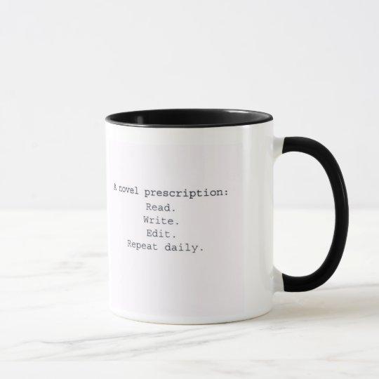 A novel prescription mug