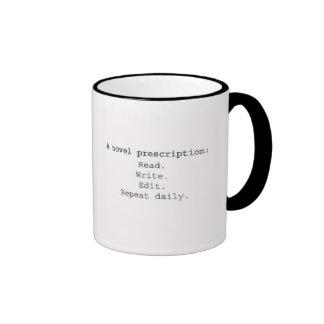 A novel prescription ringer mug