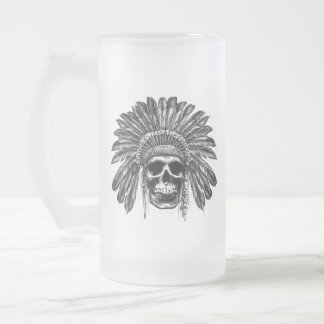 A Office Home Personalize Destiny Destiny'S Frosted Glass Beer Mug