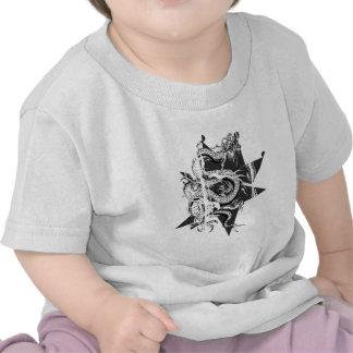 A.Okay Dragon Tshirts