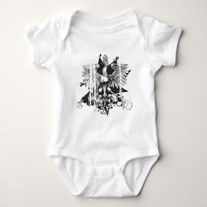 A.Okay Phoenix Baby Bodysuit