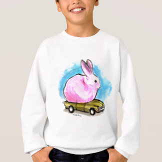 A One Peep Seater Sweatshirt