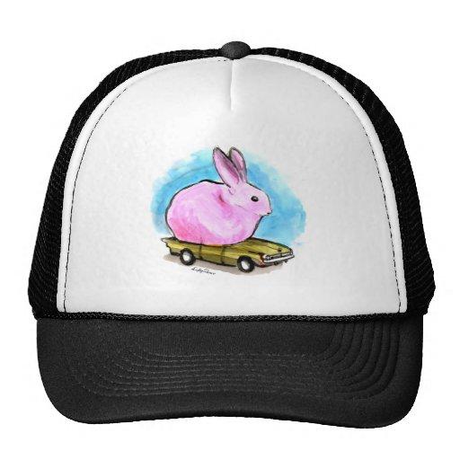 A One Peep Seater Trucker Hat