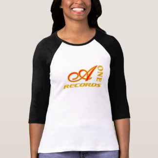 A ONE RECORDS LONGSLEEVE LADIES T T-Shirt