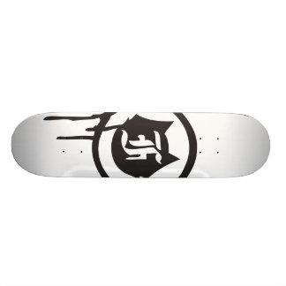 """a onefelix design  """"Drip Cat logo"""" Skateboard"""