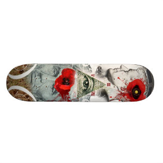 a. opium for the masses ~ skate board