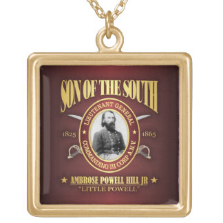 A.P. Hill (SOTS2) Gold Plated Necklace