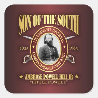 A.P. Hill (SOTS2) Square Sticker