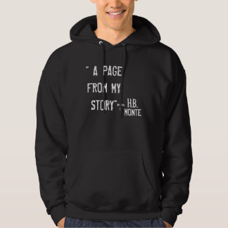 """"""" A PAGE FROM MY STORY"""" SWEATER SWEATSHIRT"""