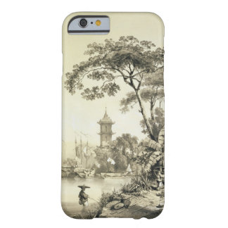 A Pagoda on the Macao-Canton Canal, plate 21 from Barely There iPhone 6 Case