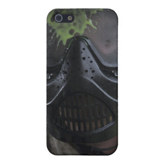 A paintball round cases for iPhone 5