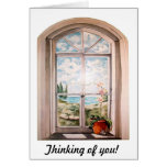 A Painted Window View Cards