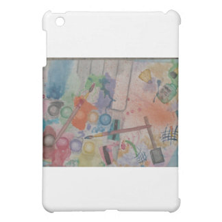 A Painter Pallet Case For The iPad Mini