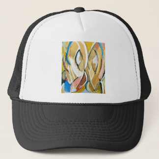 A Pair of African Female Dancers Trucker Hat