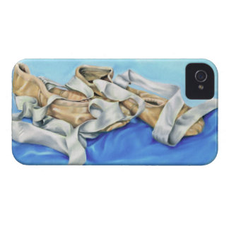 A Pair of Ballet Shoes iPhone 4 Cover