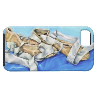 A Pair of Ballet Shoes iPhone SE/5/5s Case