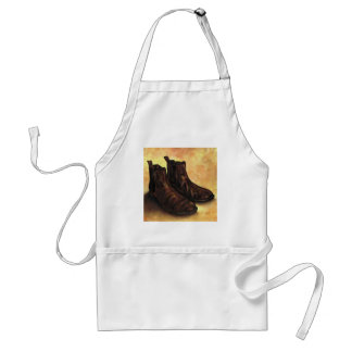 A Pair of Chelsea Boots Adult Apron