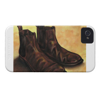 A Pair of Chelsea Boots iPhone 4 Case