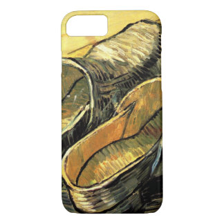 A Pair of Leather Clogs by Vincent van Gogh iPhone 8/7 Case