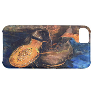 A Pair of Shoes by Vincent van Gogh 1887 iPhone 5C Cover