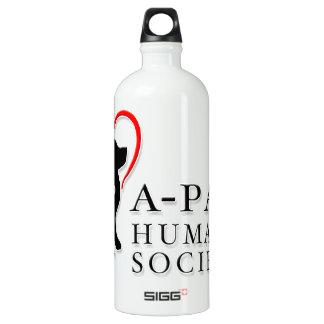 A-PAL - Heart Logo   Custom Name Water Bottle SIGG Traveler 1.0L Water Bottle