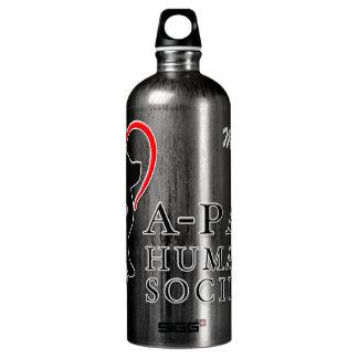 A-PAL - Heart Logo | Custom Name Water Bottle SIGG Traveler 1.0L Water Bottle