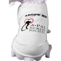 A-PAL Logo Custom Adopt Me Tee