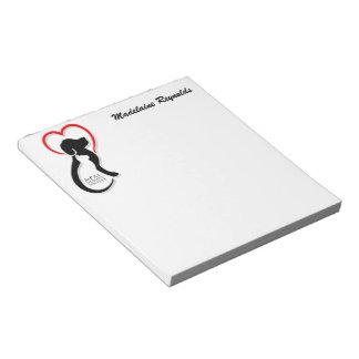 A-PAL Logo Custom Name Memo Note Pad