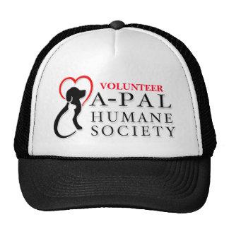 A-PAL Logo Hat   Volunteer Custom Name