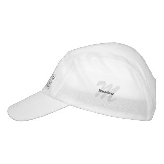 A-PAL Logo Monogrammed Hat