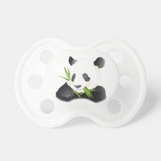 A Panda Bear Pacifier