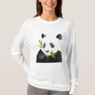 A Panda Bear T-Shirt